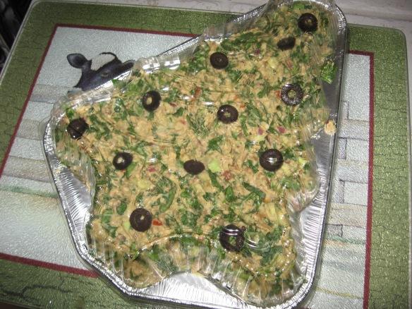 Super Anti-Inflammatory Salmon Salad/Dip