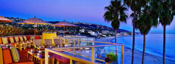 honeymoon in Laguna Beach, CA